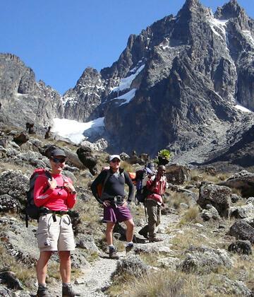 4 Days Sirimon Route Hiking card