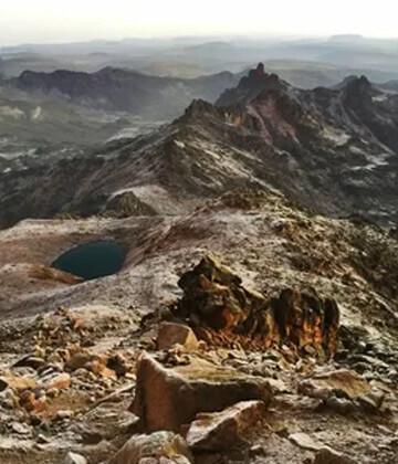 5 Days Sirimon Chogoria Route Hiking card