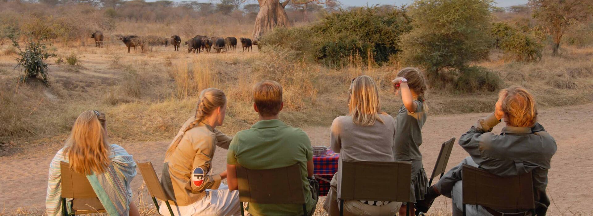6 Days Incredible Tanzania Safari