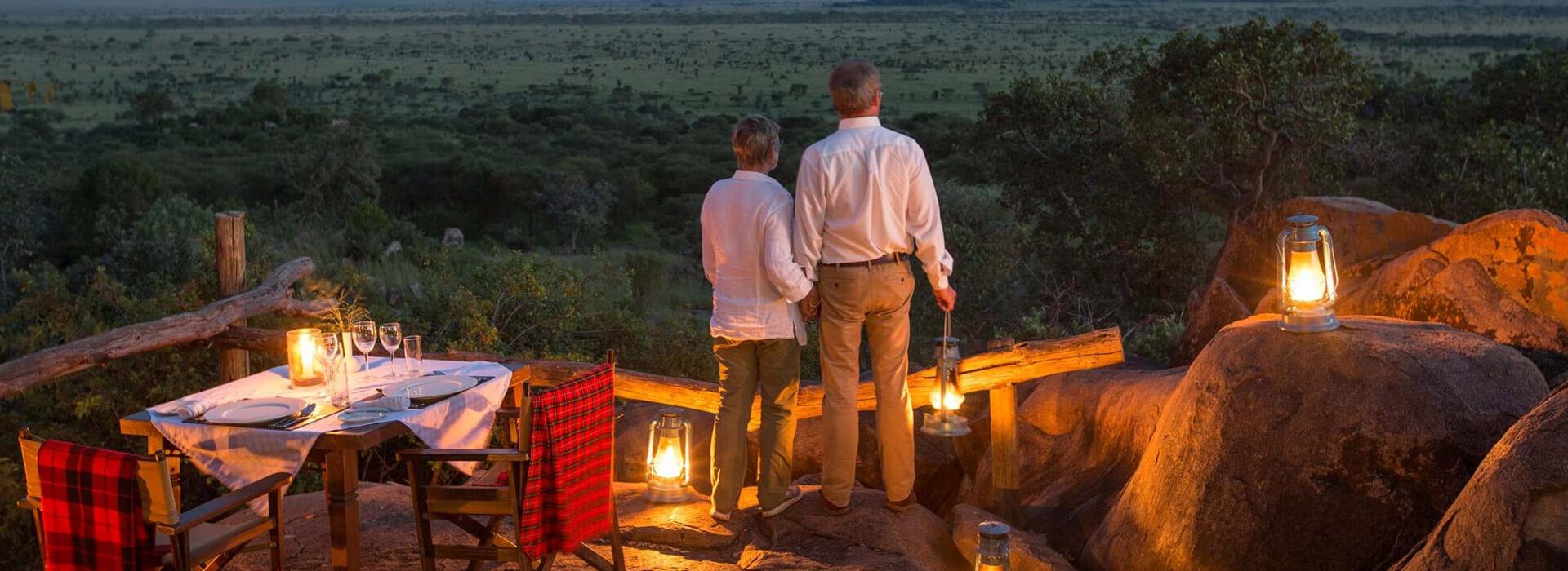 8 Days Tanzania Luxury Safari