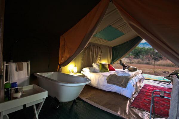 Kilimanjaro Private Toilet Tents
