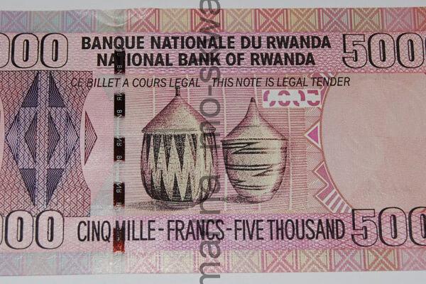 rwanda Currency