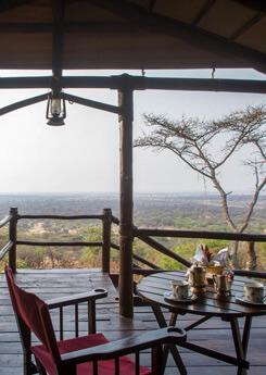 Kirawira Luxury Tented Camp