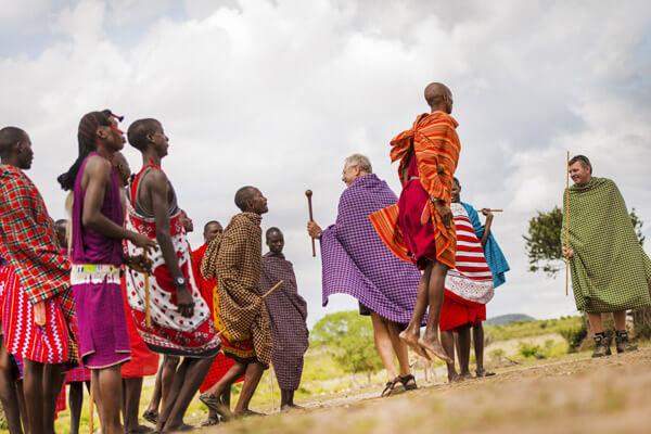 Tanzania People & Cloture