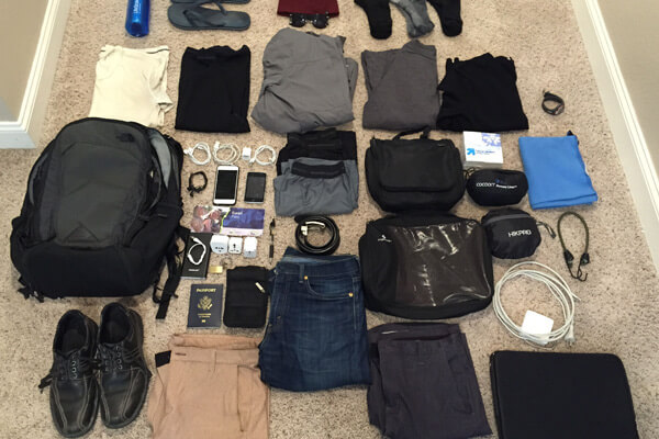 Uganda Safari packing list