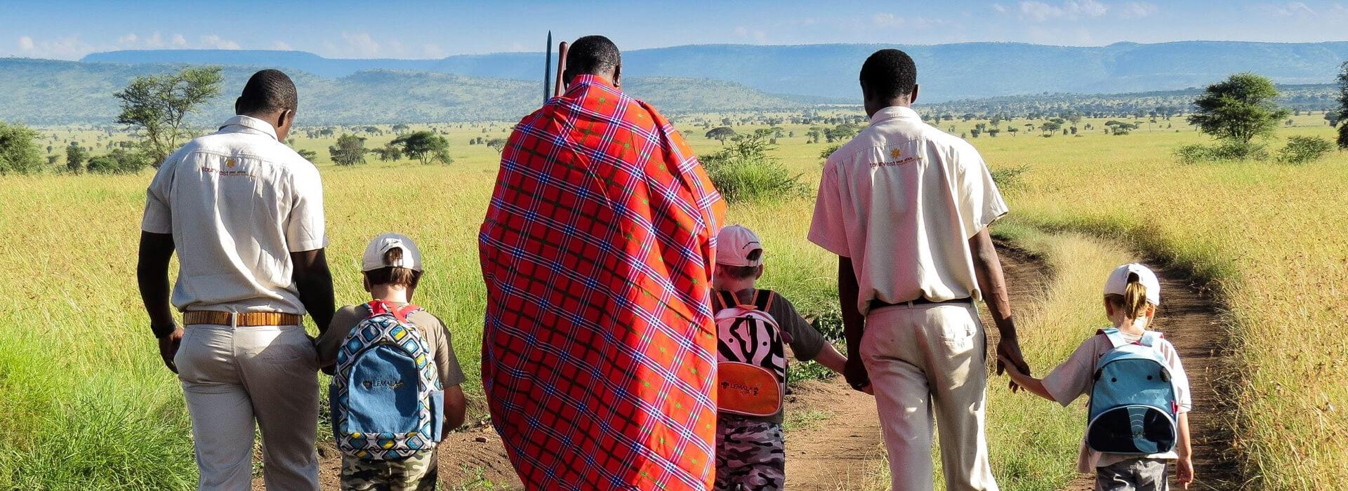 12 Days Kenya Family Safari Banner