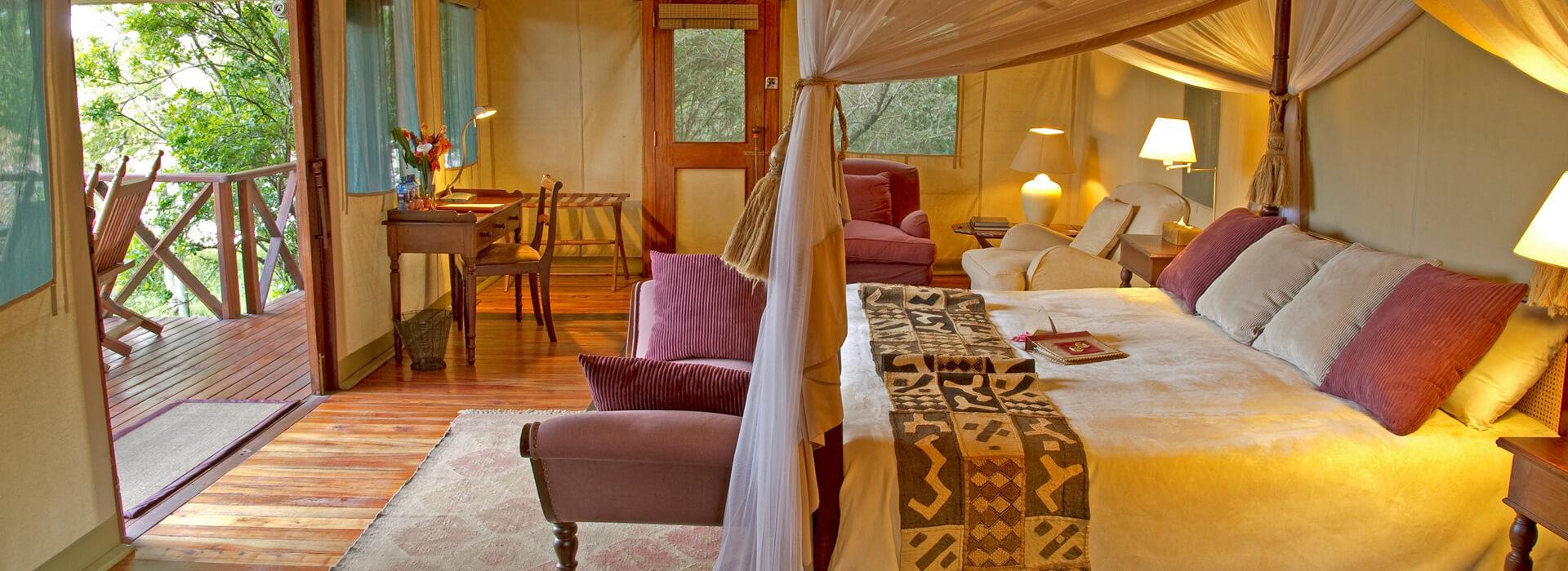 8 Days Kenya Luxury Safari Banner