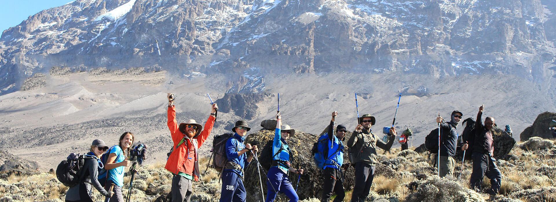 Best Time to Visit Kilimanjaro Banner