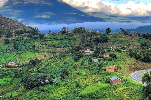 Uganda Geography