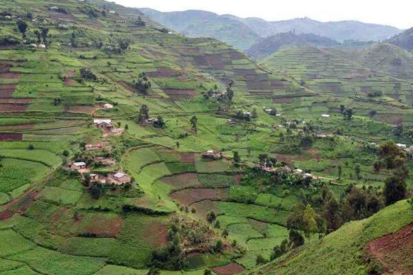 Rwanda Geography