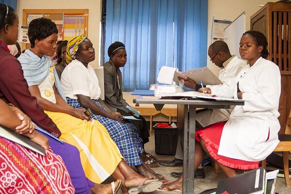 rwanda health